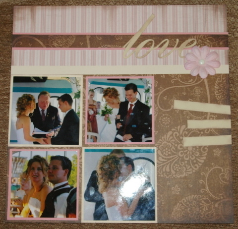 My Reflections Level 1 Kit Page - Kristine Fowler