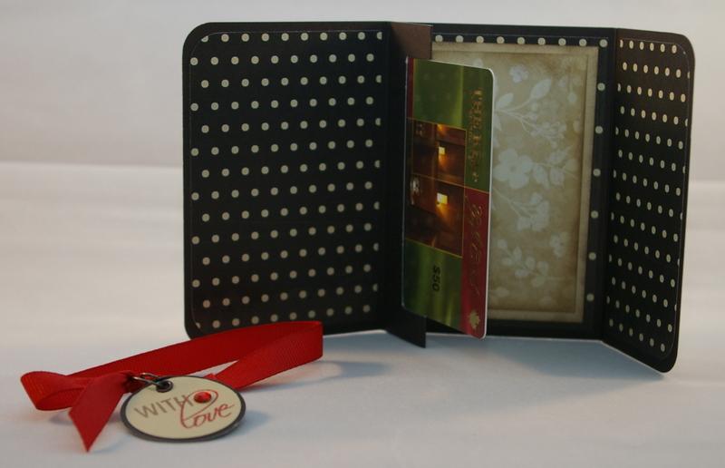 Kristine Fowler-Silhouette Gift Card Holder